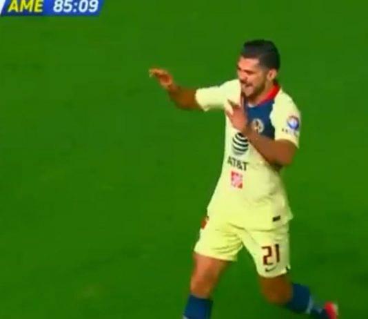 Henry Martín cerró la pinza y marcó su primer gol del año en Copa MX con América.
