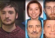 Mató a su esposa, a su cuñado, a los suegros y hasta a los perros