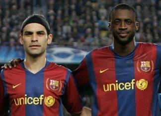Según Touré, Rafa era 10 veces mejor que Piqué, actual central del Barza y de la Selección Española.