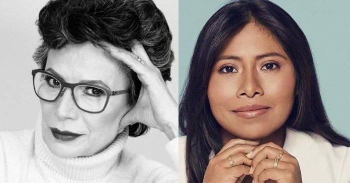 Patricia Reyes Spíndola, con una larga carrera como actriz, piensa que lo de Yalitza Aparicio es algo momentáneo.