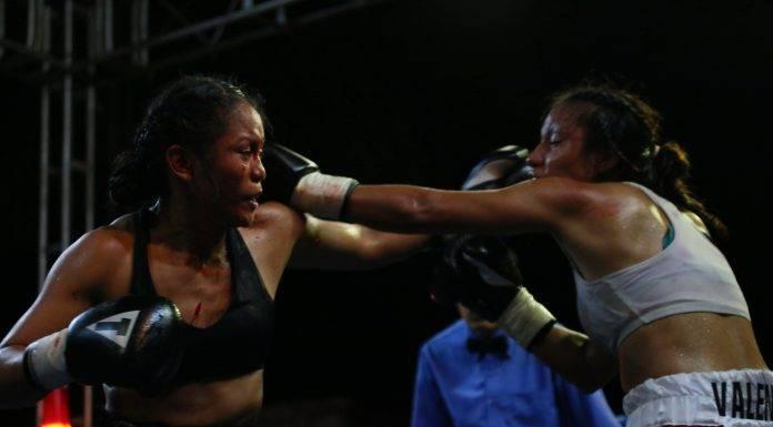 En 2016, la empresa Yucatán Boxing organizó la pelea de la filipina Ana Julaton en Kanasín.