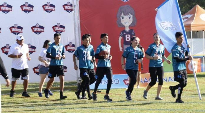 El evento es mixto y compiten equipos de 24 entidades.