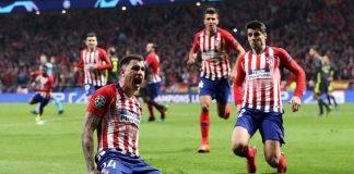 El Atlético venció a la Juventus con goles en el segundo tiempo.