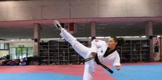 Jessica García se quedó sin medalla en el Para-TKD de Turquía.
