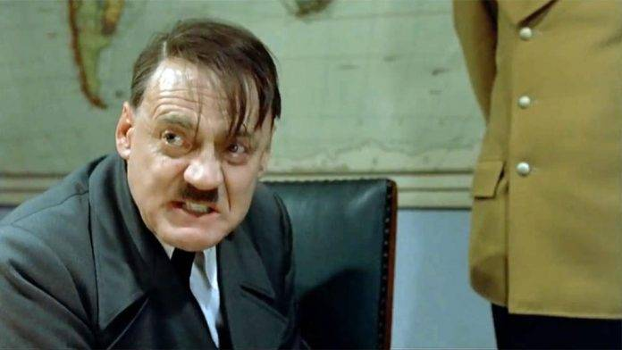 Bruno Ganz primero no quería interpretar a Hitler pero al final lo hizo de forma magistral.