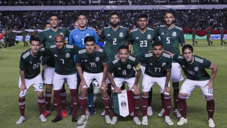 Como de costumbre, México volverá a jugar varios partidos en Estados Unidos, pero en México ninguno.