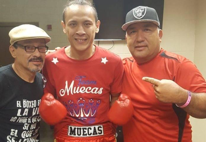 """Luis """"Muecas"""" Solís aspira a un nuevo título mundial, pero por ahora, peleará este 16 de febrero en Chiapas."""