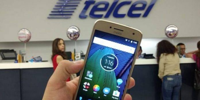 Reportan caída de la red de Telcel en México