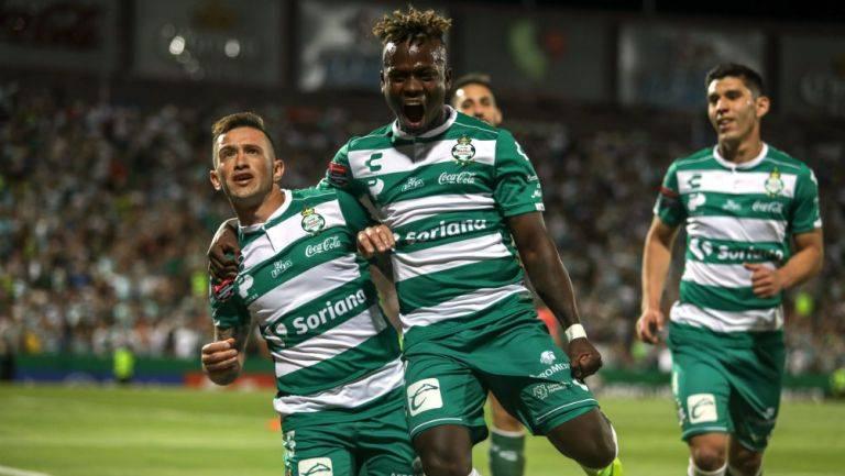 Santos iba 2-0 desde la ida, le empataron 2-2 pero sacó la casta y ahora es uno de los semifinalistas de la Liga de Campeones de Concacaf.