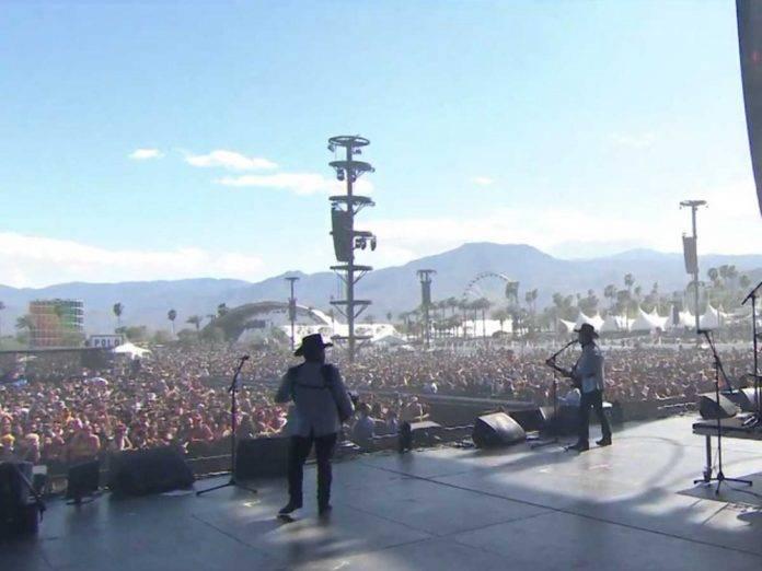 Los Tucanes de Tijuana prenden Coachella con La Chona