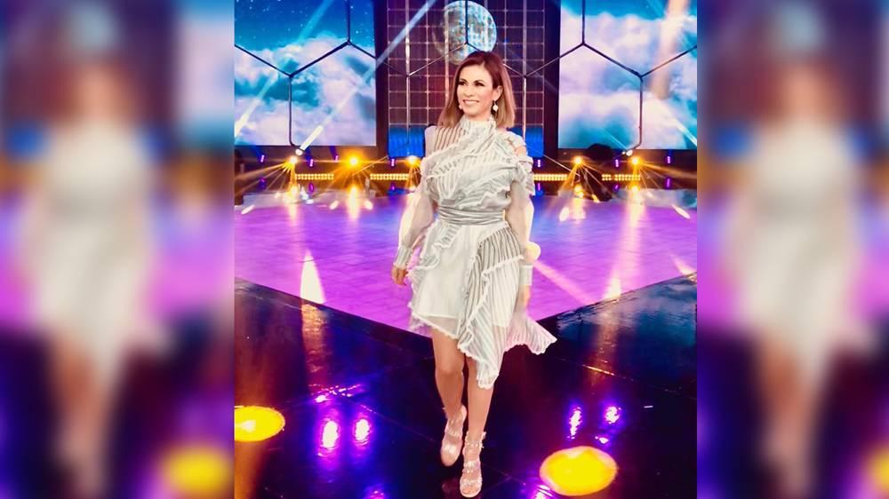 ¡No te confundiste de canal! Ingrid Coronado llegó al programa Hoy de Televisa