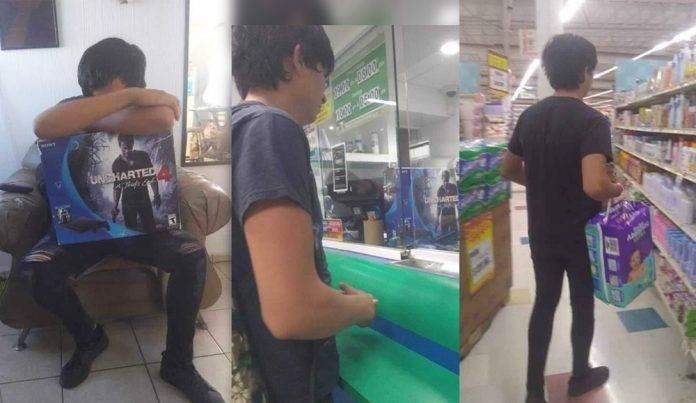Chavo vende su 'mayor tesoro' para comprar pañales para su bebé