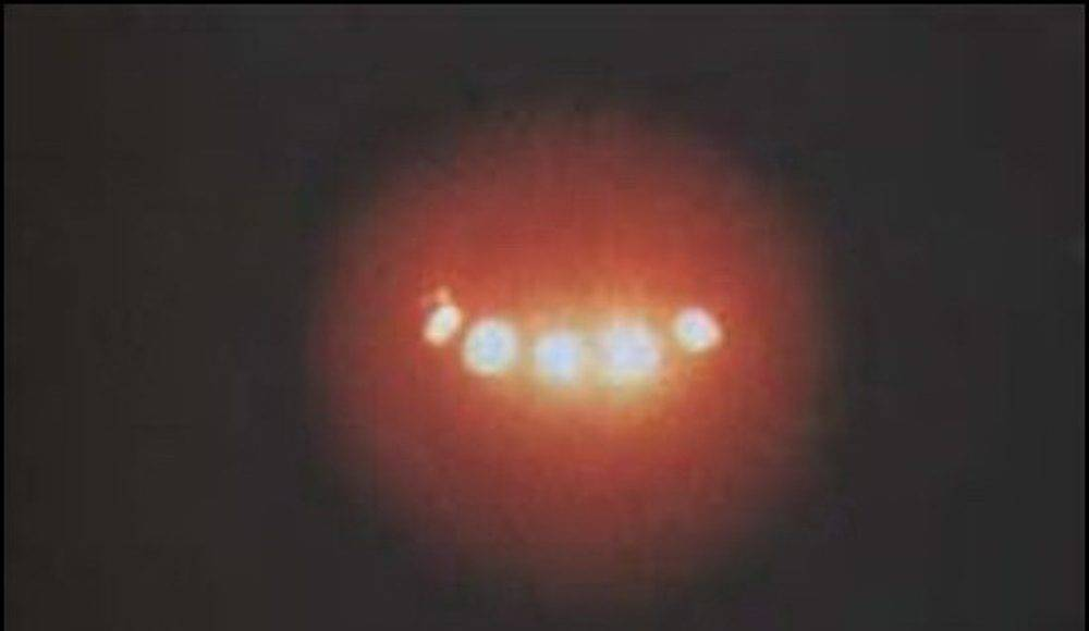 Enigmas: nuevo avistamiento OVNI en vía a Uxmal