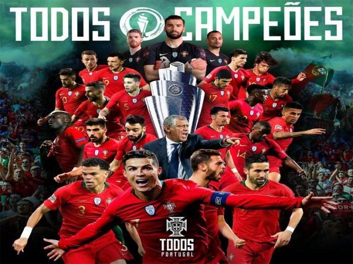Portugal campeón de la UEFA Nations League - De Peso Yucatán