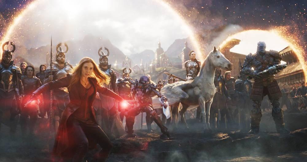 Avengers: Endgame reestrena cinta con escenas inéditas