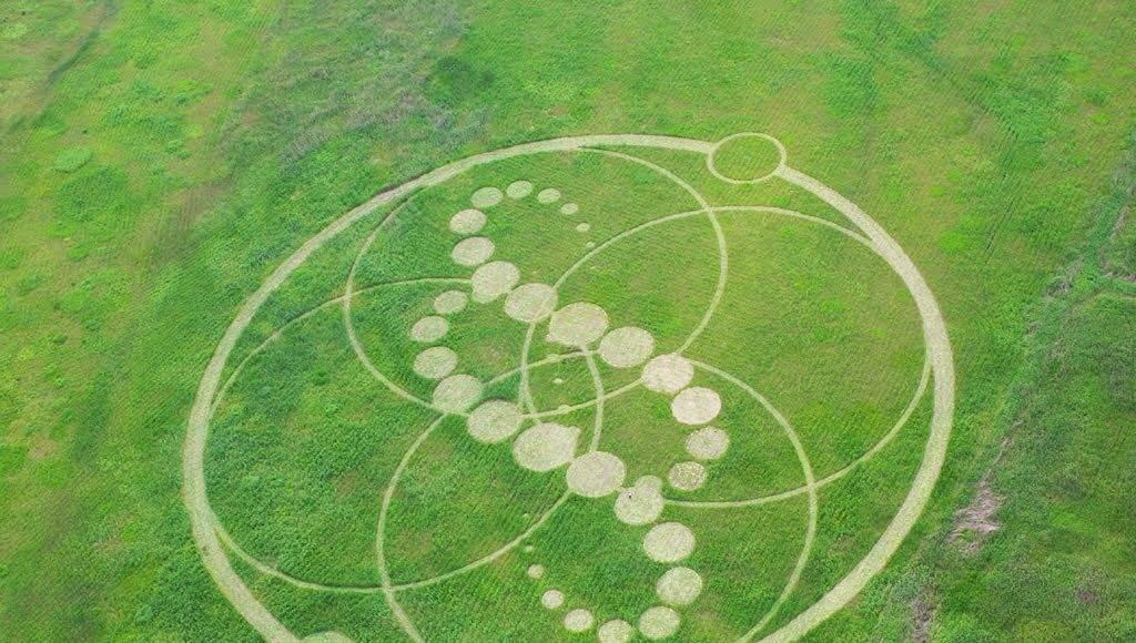 Enigmas: conoce el misterio de los 'círculos de trigo'