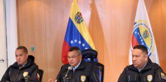 El ministro de Justicia de Venezuela, Néstor Reverol (foto), comentó que el caso está en investigación.
