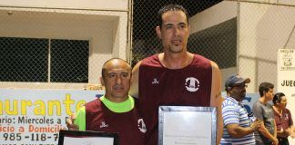Edwin Sánchez y Rodrigo Pérez.