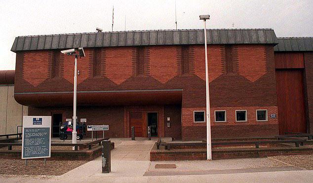 Prisión de Full Sutton en Yorkshire.