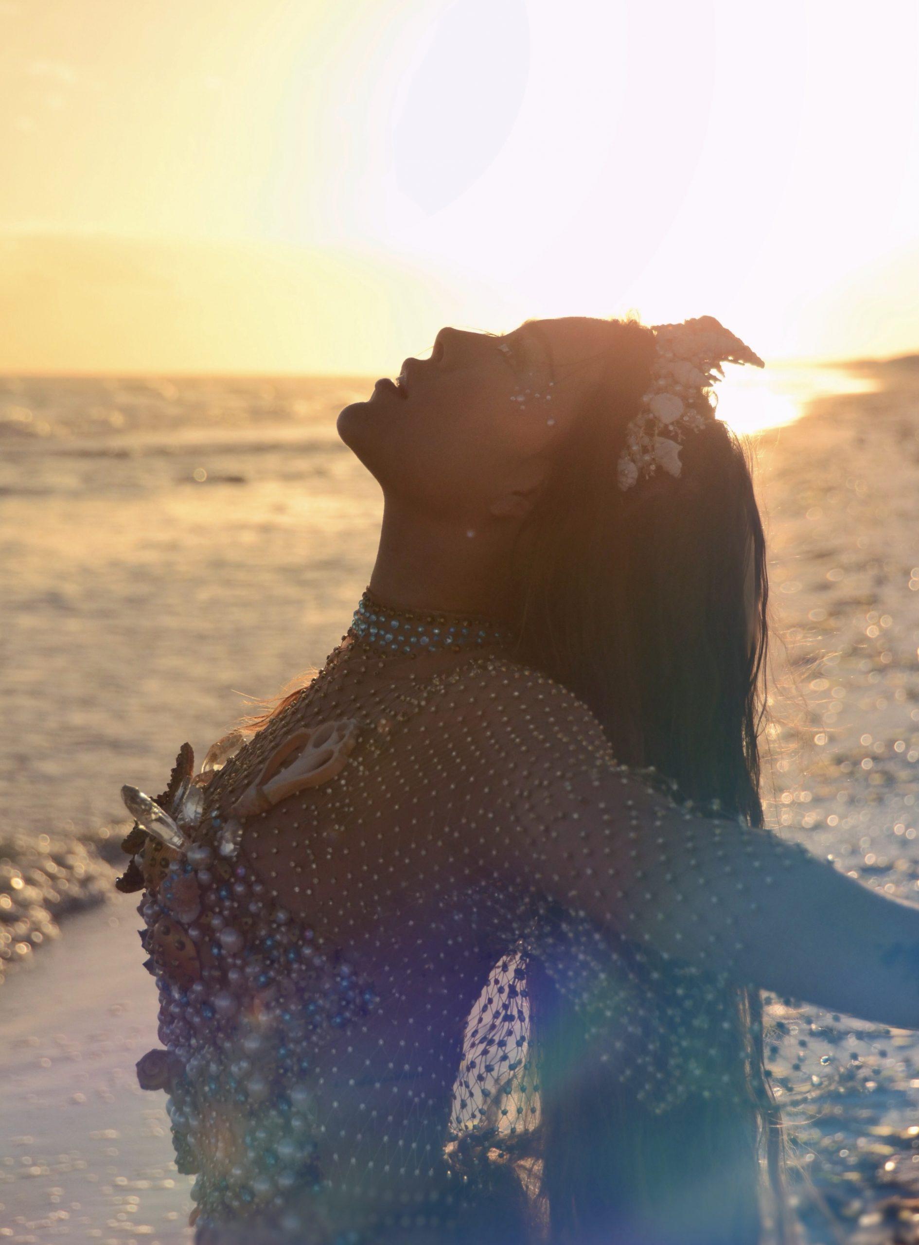 """Danna estuvo hace poco en Yucatán, donde filmó el videoclip de su más reciente sencillo """"Sodio"""""""