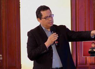 José Luis Alomía, director general de Epidemiología: hasta hoy suman mil 378 casos positivos de Covid-19 en México