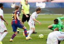 Luka Modric, el 10 del Real Madrid